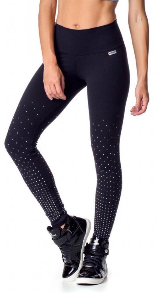 Legging Stars Black