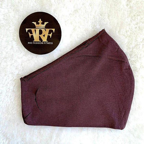 Máscara Comfort - Chocolate