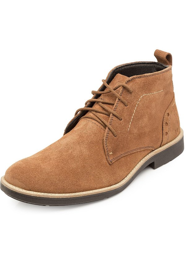 Bota The Box Project Woods Caramelo