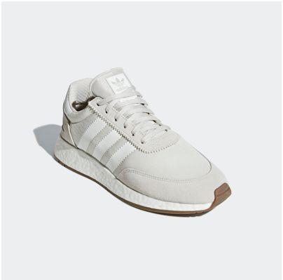 Tenis I5923 Adidas Cinza e Branco