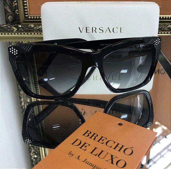 ÓCULOS VERSACE - Brechó de Luxo by A. Junqueira 30deafb5ed
