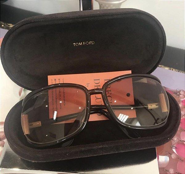 Óculos Tom Ford - Brechó de Luxo by A. Junqueira 60399fd996