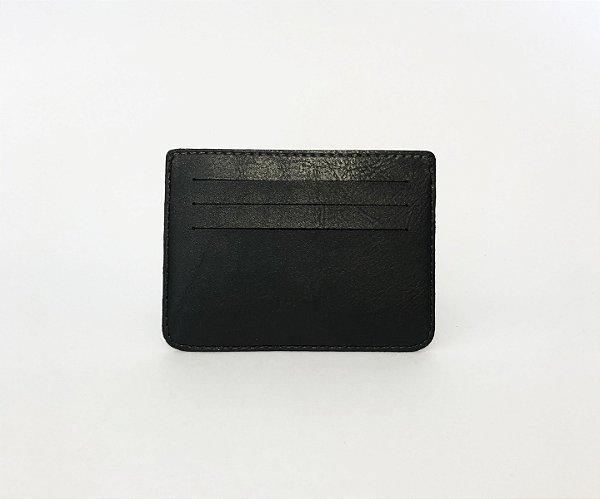 Carteira 'Vegavis' Black