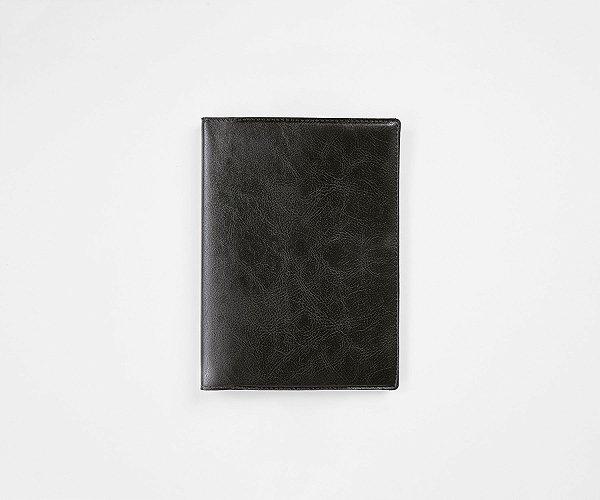 Caderneta 'Juno' Black