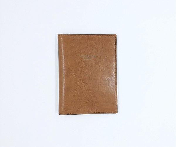 Mini Capa Caderneta de Saúde 'Juno' Natural