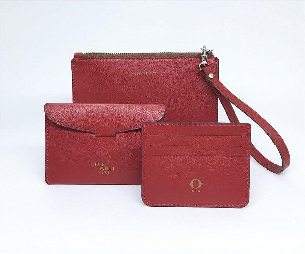 Trio 'Lis' Red
