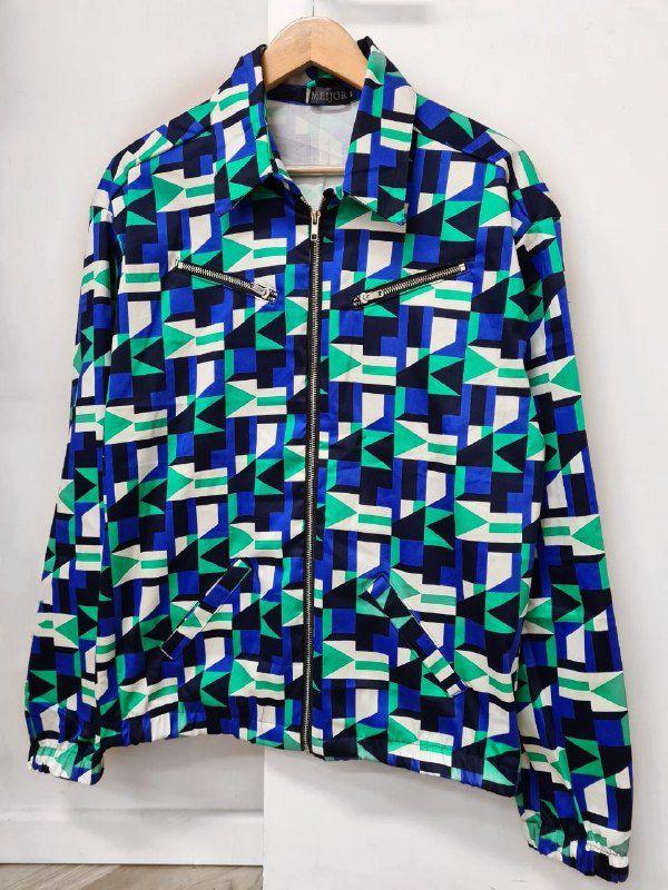 Jaqueta Mondrian