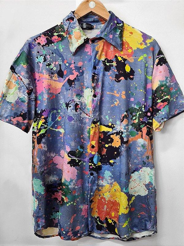 Camisa Art