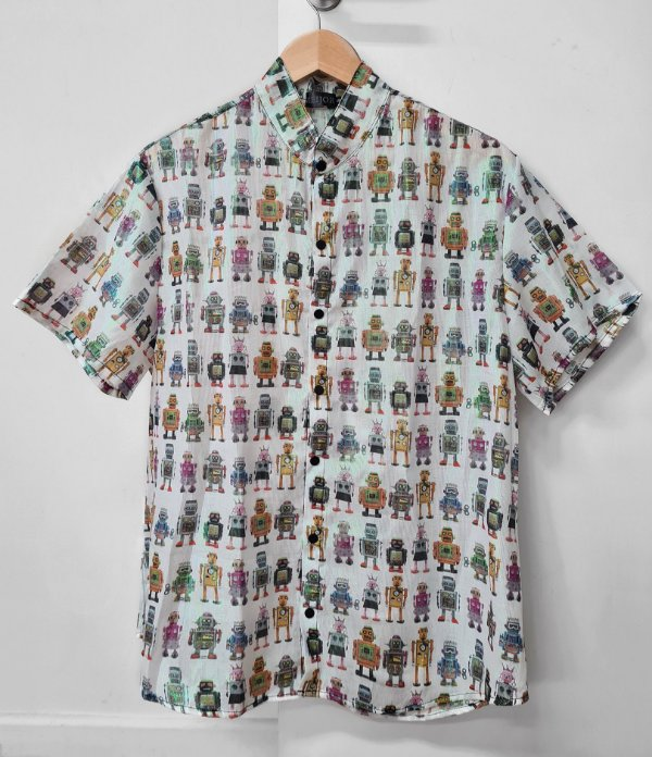 Camisa Robô