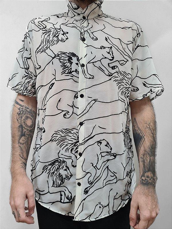 Camisa Felino