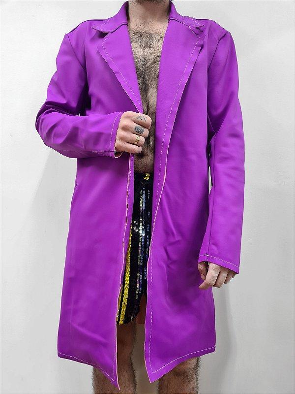 Casaco Purple
