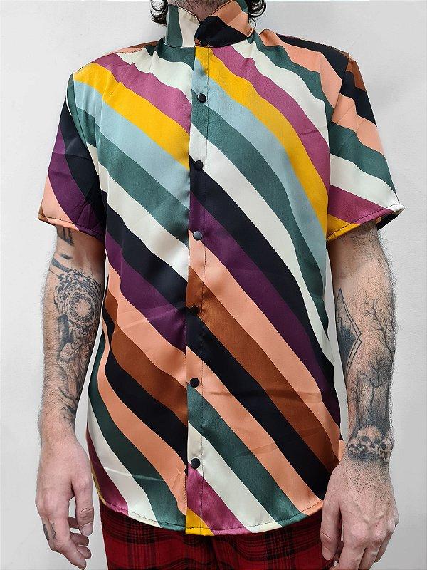 Camisa Vertical
