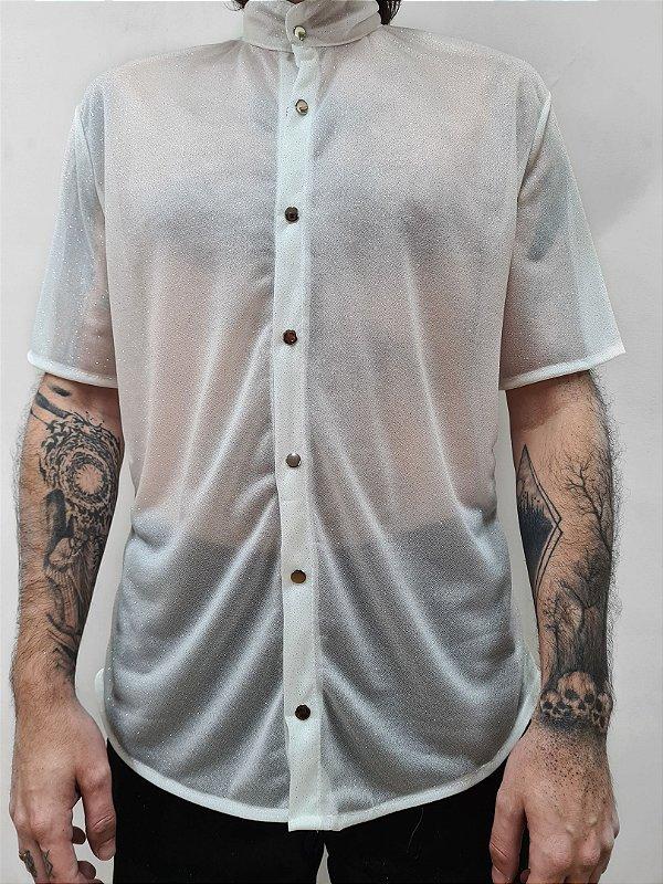 Camisa Lua Branca