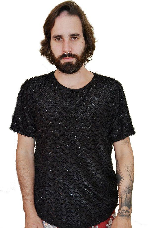 Camiseta Rio Preta