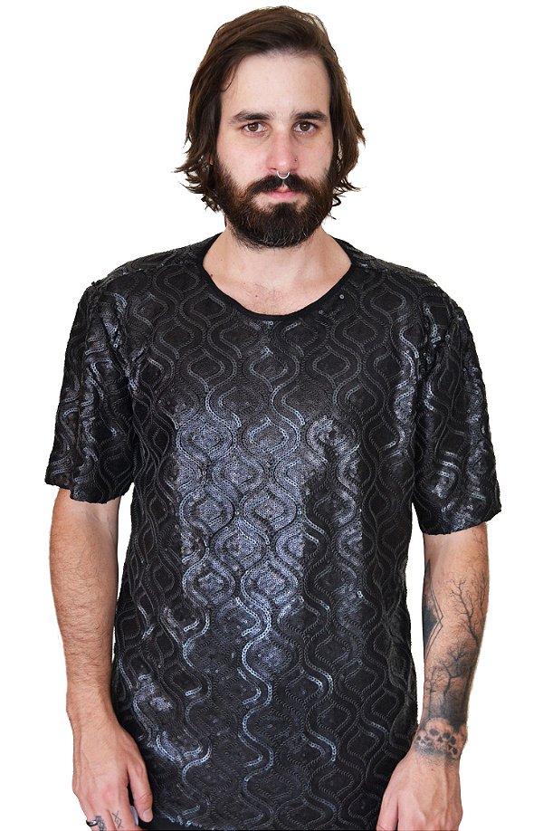 Camiseta Ondular