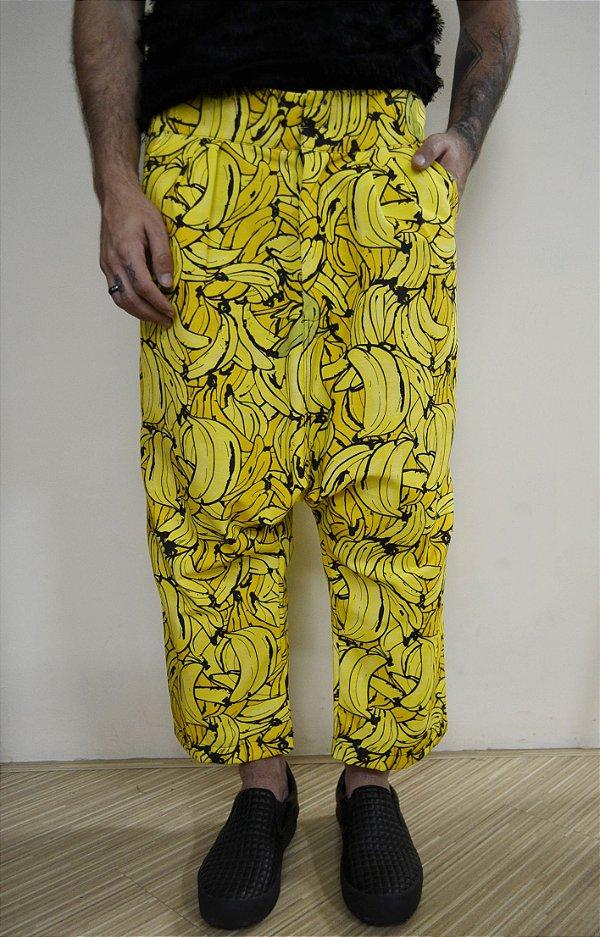 Calça Saruel Banana