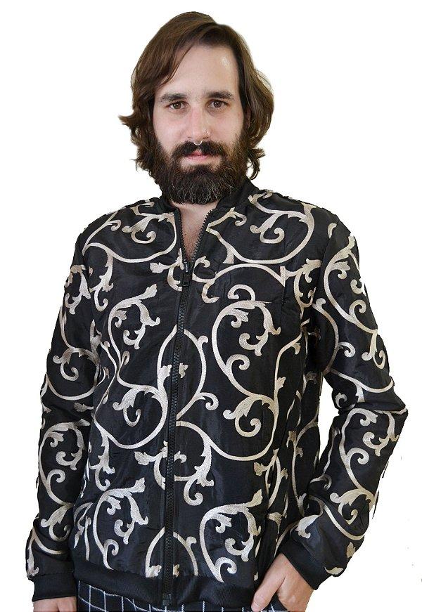 Jaqueta Arabescos