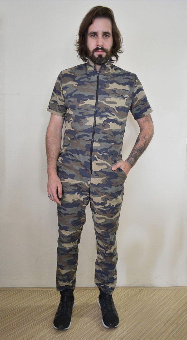 Macacão Army