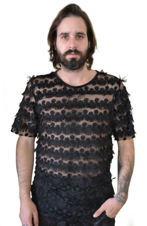 Camiseta Guirlanda