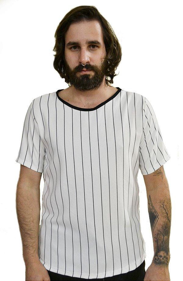 Camiseta Crepe