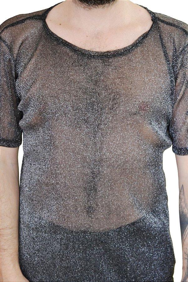Camiseta Disco