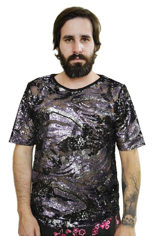 Camiseta Turbalina Preta