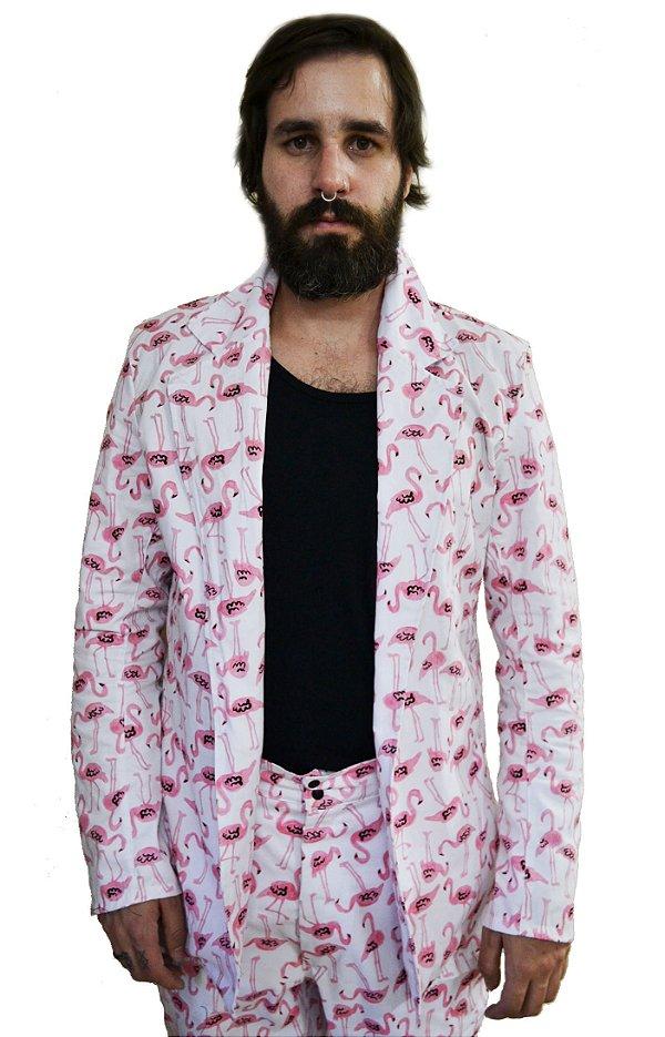 Blazer Flamingo