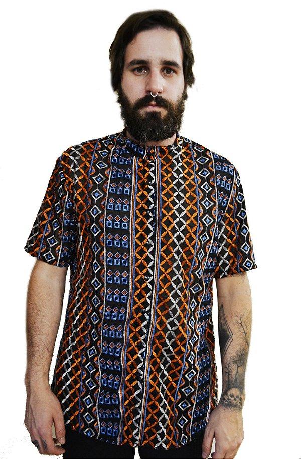 Camisa Persa Laranja