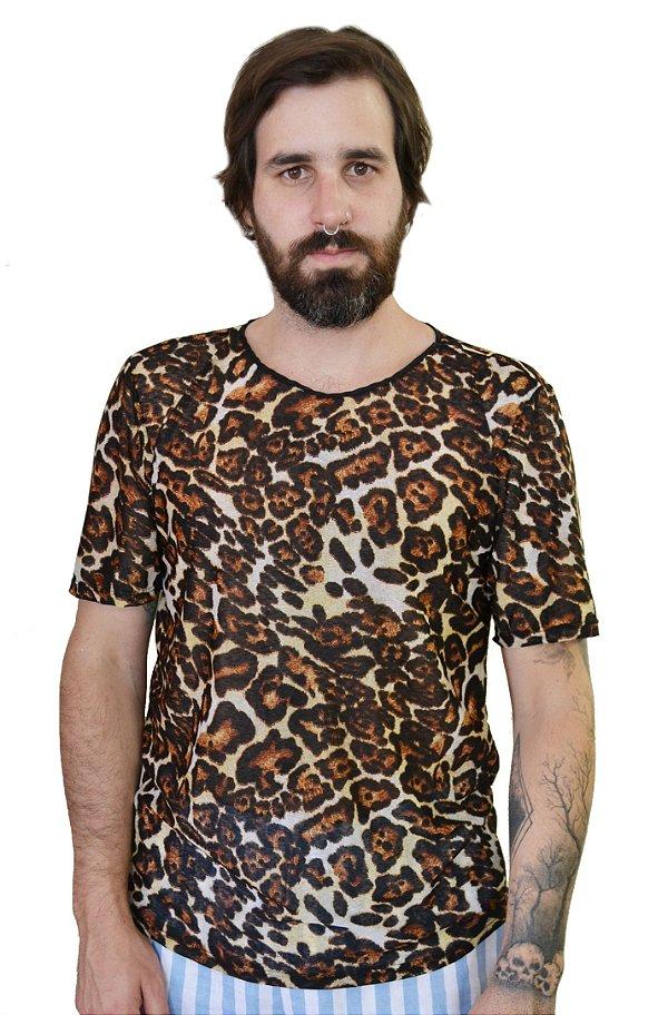 Camiseta Oncinha