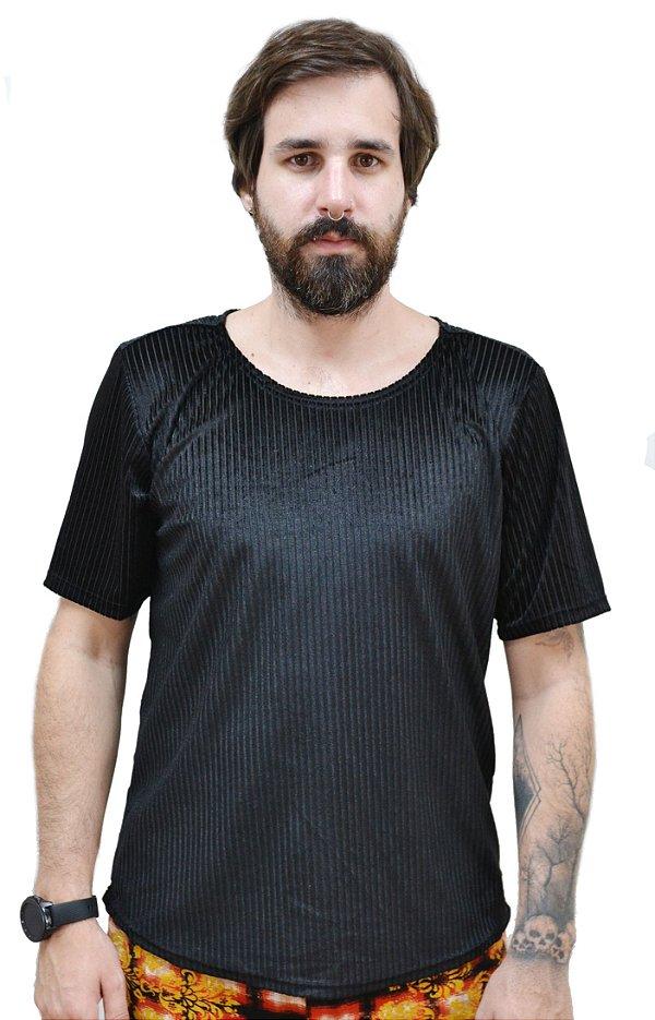 Camiseta Devorê Preta