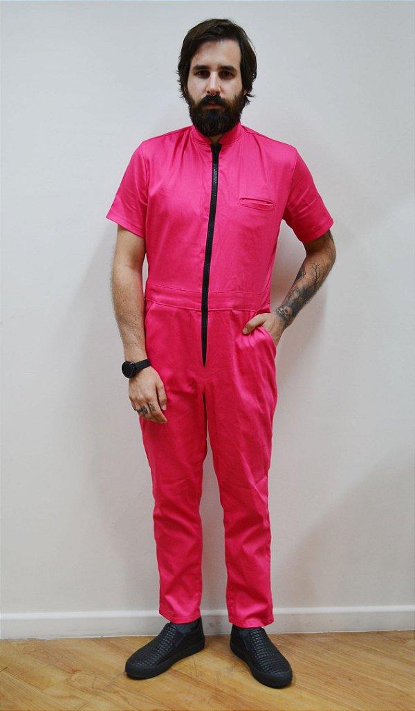 Macacão Pink