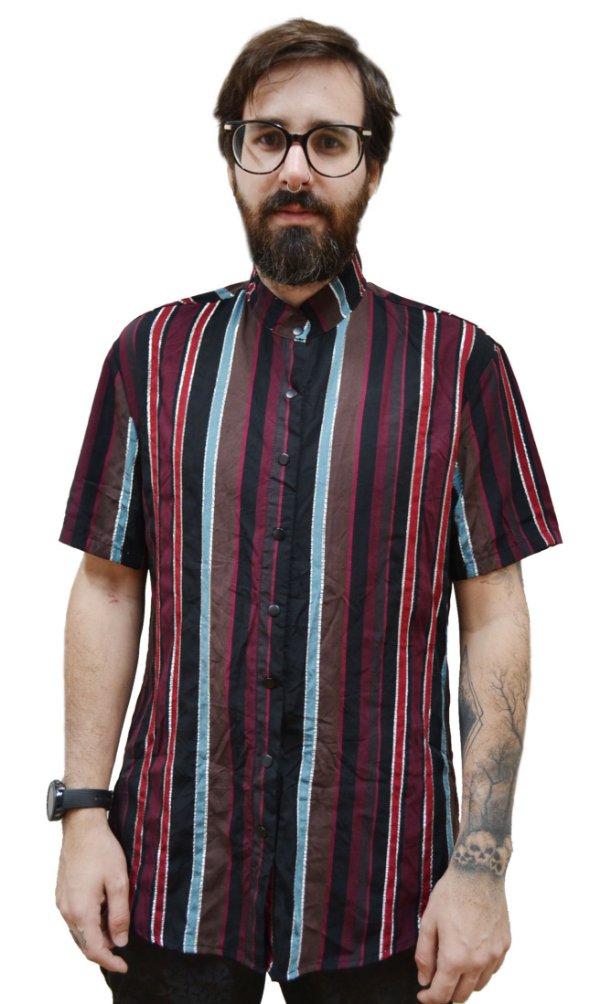 Camisa Stripes