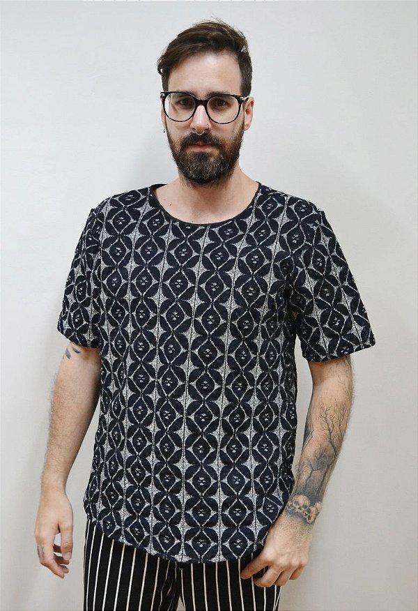 Camiseta Losango