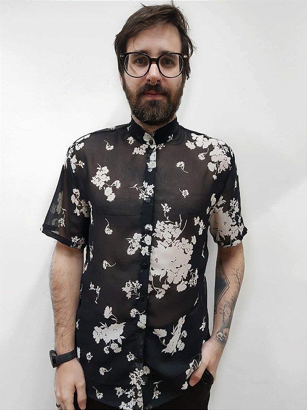 Camisa Dama da Noite
