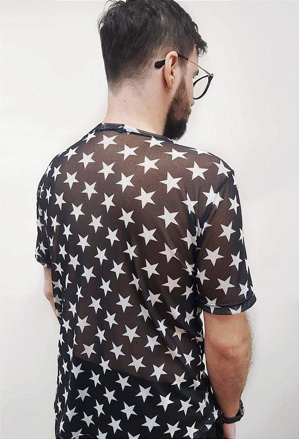 Camiseta constelação
