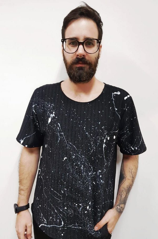Camiseta Paint