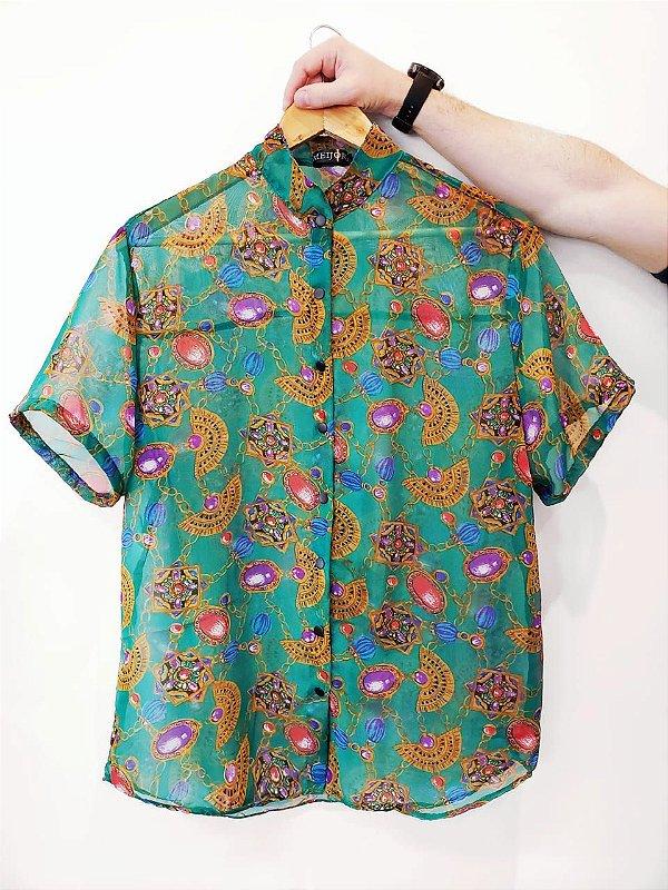 Camisa Jóia