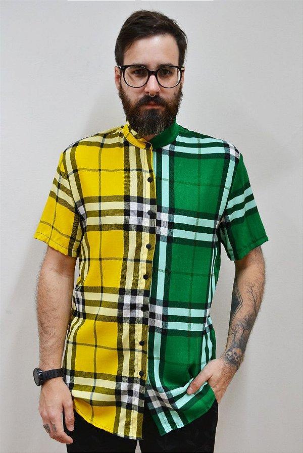 Camisa Meio