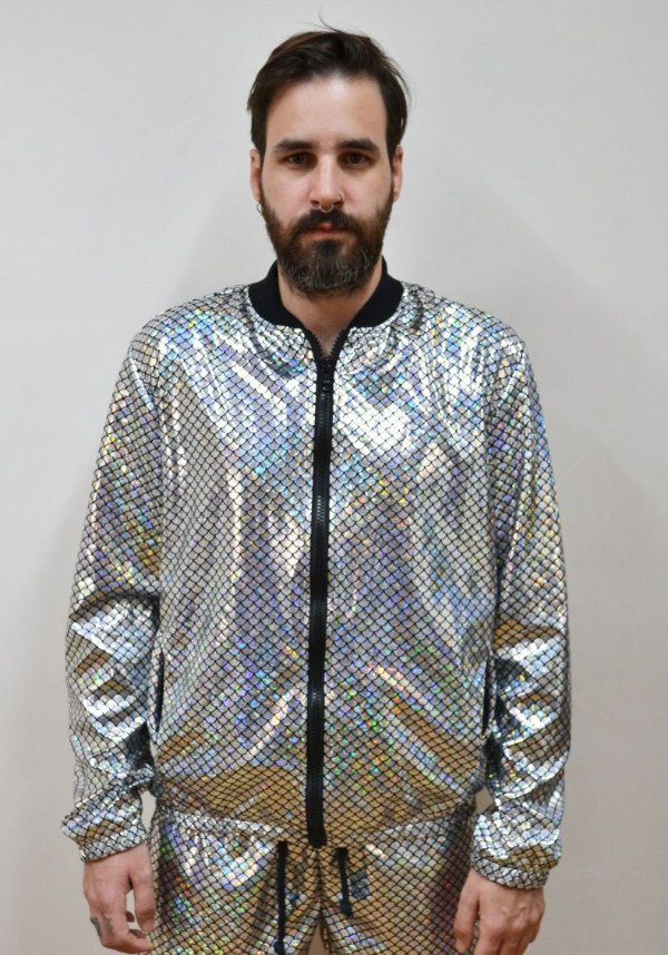 Jaqueta Mermaid Silver