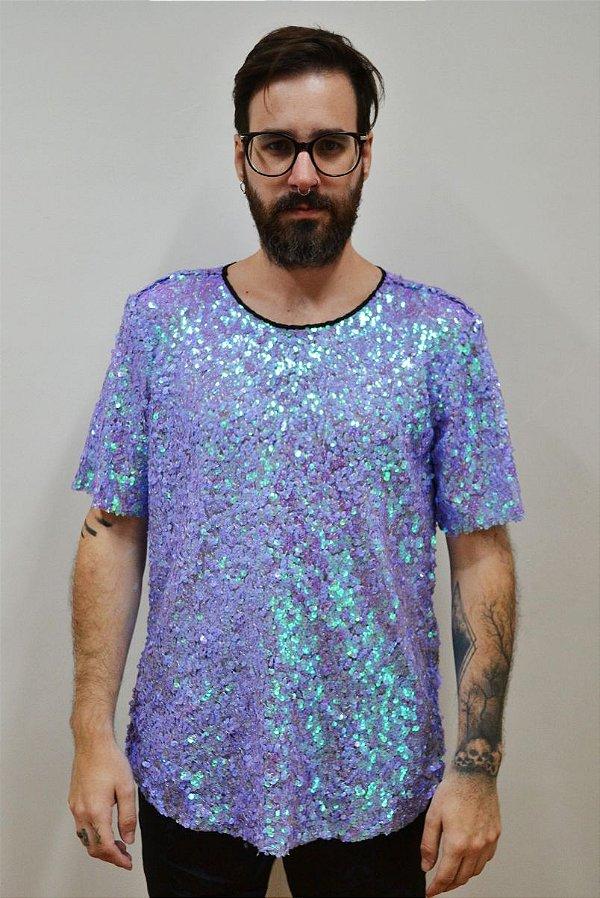 Camiseta Lilac