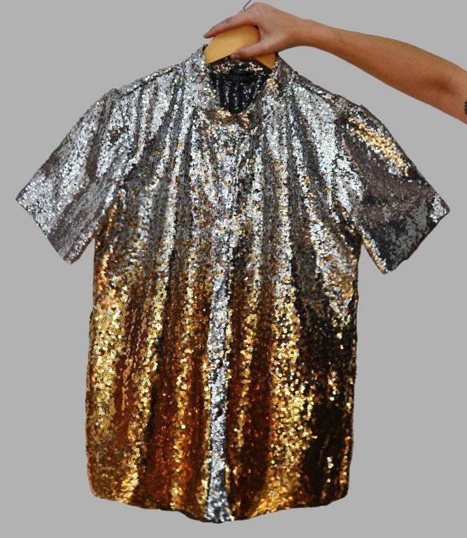 Camisa Degradê Gold