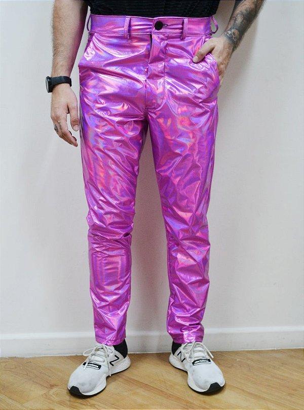 Calça Fluor Pink