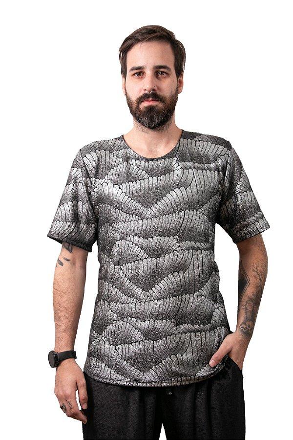 Camiseta Escamas