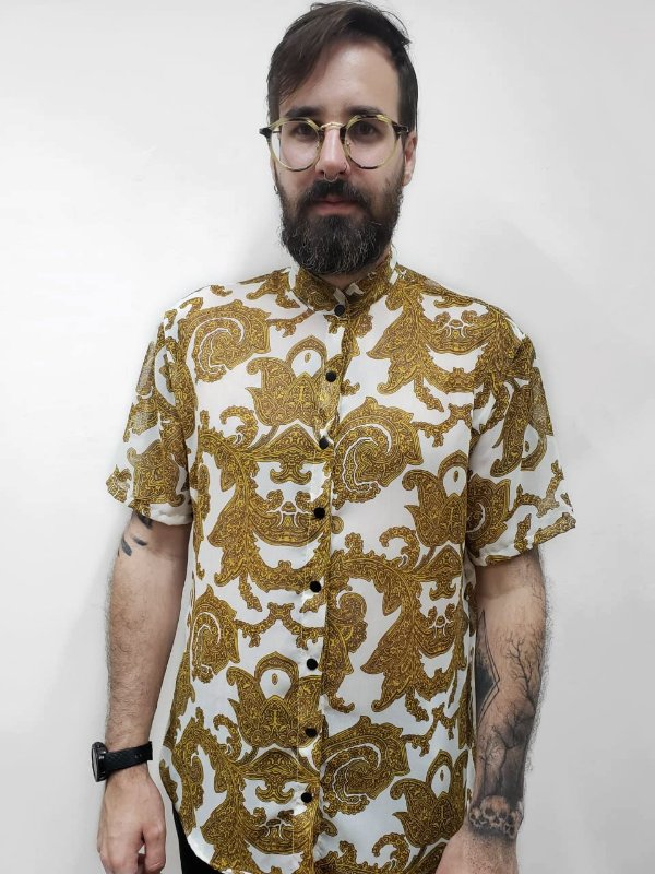 Camisa Arabesco
