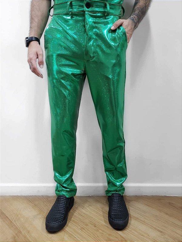 Calça Fluor Green