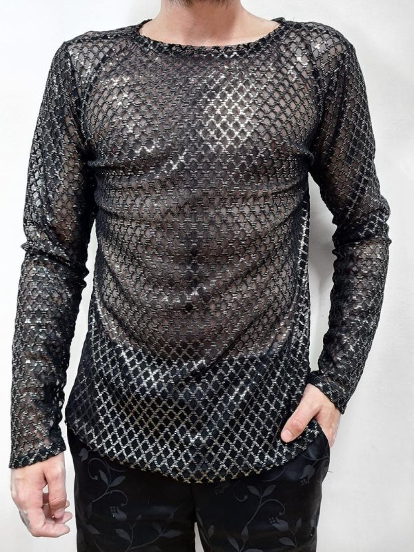 Camiseta Tela Prata