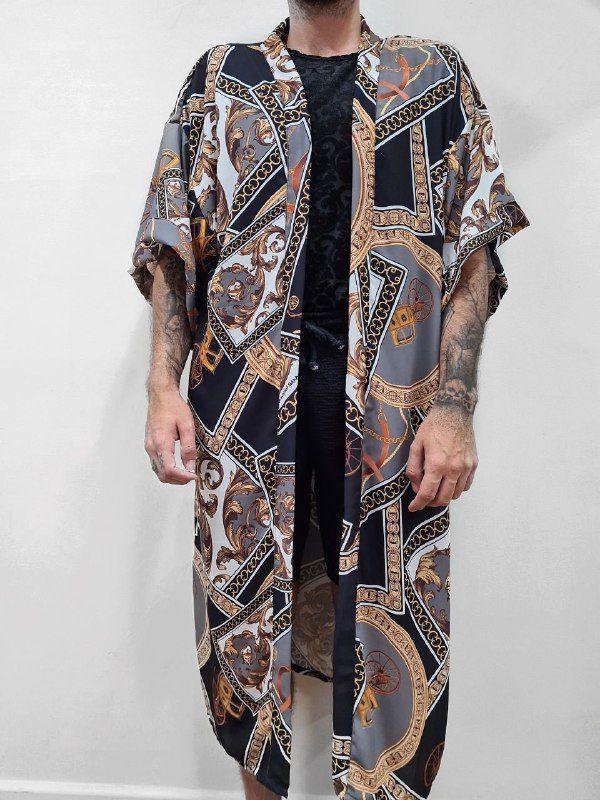 Kimono Zeus
