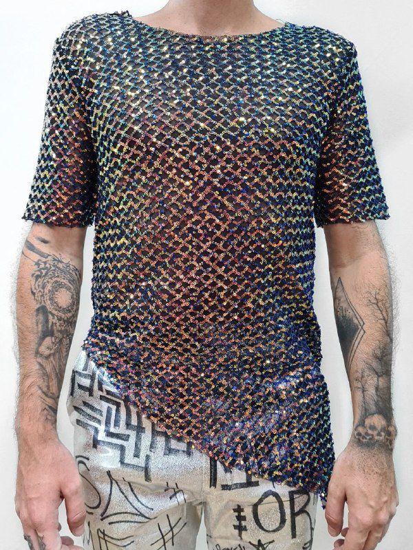 Camiseta Meteoro Brilhante