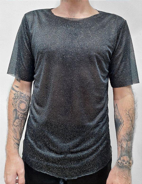 Camiseta Mágica Preta