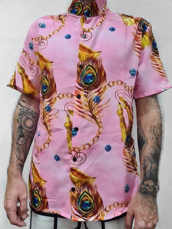 Camisa Pavão